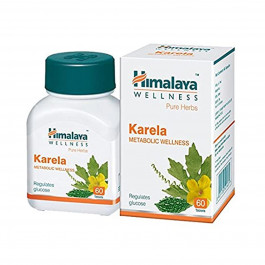 Himalaya Wellness Karela, 60 Tablets