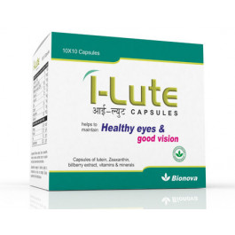 Bionova I - Lute Capsules, 10x10 Capsules