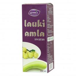 Krishna's Lauki Amla Juice, 500ml