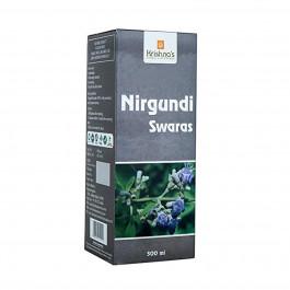 Krishna's Nirgundi Swaras, 500ml