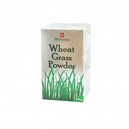 Krishna's WheatGrass Powder, 100gm