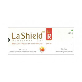 La Shield IR Sunscreen Gel SPF30 PA++++, 60gm