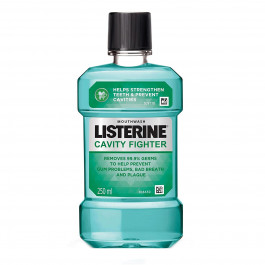 Listerine Cavity Fighter Mouthwash, 250ml