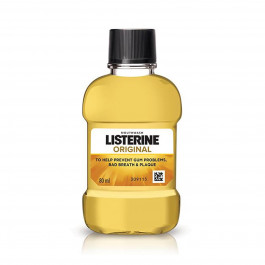 Listerine Original Mouthwash, 80ml