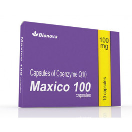 Bionova Maxico 100 Capsules, 10 Capsules