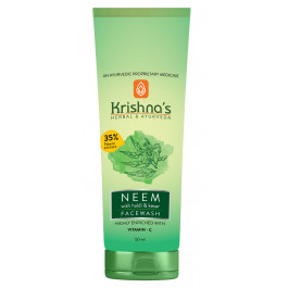 Krishna's Neem Face Wash, 100ml