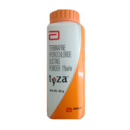 Tyza Dusting Powder, 50gm