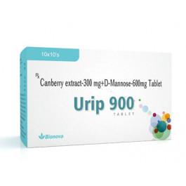 Bionova Urip 900 Tablets, 10x10 Tablets
