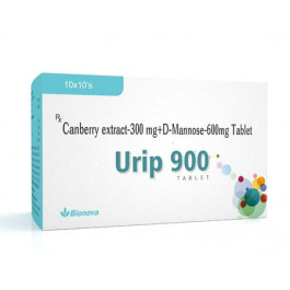 Bionova Urip 900, 10x10 Tablets