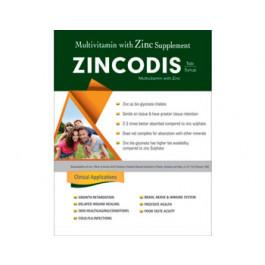 Bionova Zincodis Syrup, 200ml