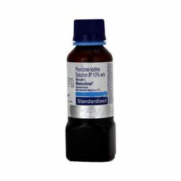 Betadine 10% Solution, 100ml