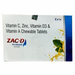 Zac D Woman, 15 Tablets