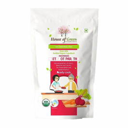 House of Green Beetroot Paratha, 400gm