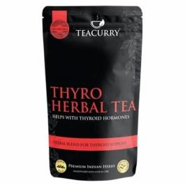 Teacurry Thyro Herbal Tea, 60 Tea Bags