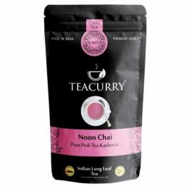 Teacurry Noon Chai (Pink Tea), 100gm