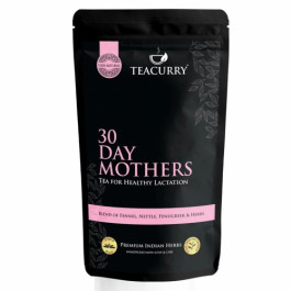 Teacurry 30 Day Mothers Tea, 100gm