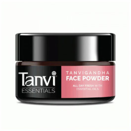 Tanvi Herbals Tanvigandha Face Powder, 25gm (Pack Of 2)