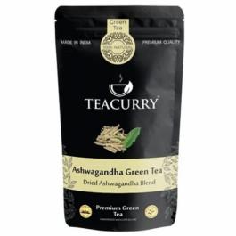 Teacurry Ashwagandha Green Tea, 100gm