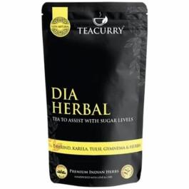 Teacurry Dia Herbal Tea, 60 Tea Bags