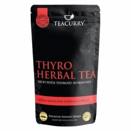 Teacurry 60 Day Women Fertility with 60 Day PCOS PCOD Tea Combo Pack (30 Tea Bags Each)