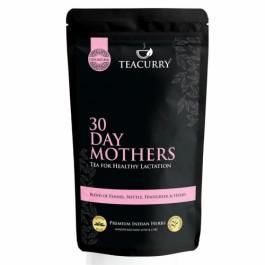 Teacurry 30 Day Mothers Tea, 60 Tea Bags