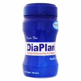 Diaplan Sugar Free Vanilla Powder, 200gm