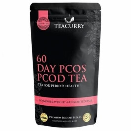 Teacurry PCOS PCOD Tea, 30 Tea Bags