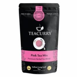 Teacurry Pink Tea Mix, 100gm