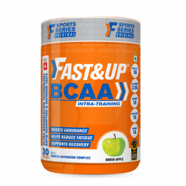 Fast&Up BCAA - Green Apple, 450gm