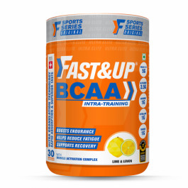 Fast&Up BCAA - Lime & Lemon, 450gm