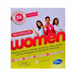 Becosules Women, 15 Capsules