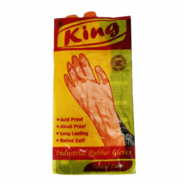 King Industrial Rubber Gloves