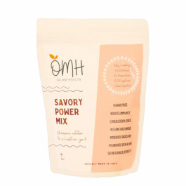 Savory Sattu Power Mix Vegan Protein, 400gm