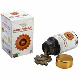 Nature Sure Mind Shakti, 60 Tablets