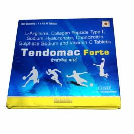 Tendomac Forte, 15 Tablet