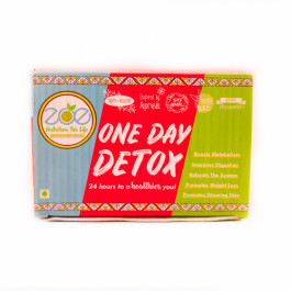 Zoe One Day Detox Plan for Weight Loss, Pack of 1