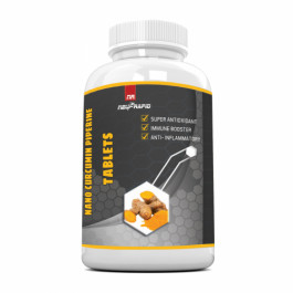 Neurapid Nanocurcumin With Piperine, 60 Tablets