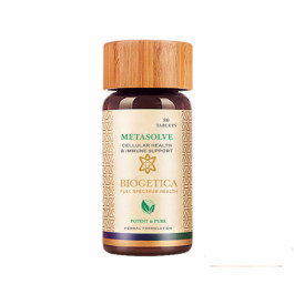 Biogetica Metasolve - Cellular Health and Immune Support, 80 Capsules