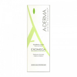 A-Derma Exomega Emollient Cream - 50 ml