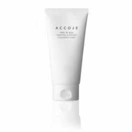 Accoje Vital in Jeju Purifying & Peeling Cleansing Foam, 150ml