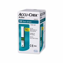 Accu-Chek Active, 10 Strips
