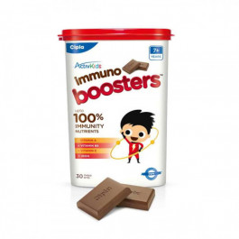 ActiveKids Immuno Boosters For 7+  Years, 30 Choco Bites