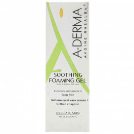 A-Derma Soothing Foaming Gel, 100ml