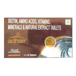 Adhair, 10 Tablets