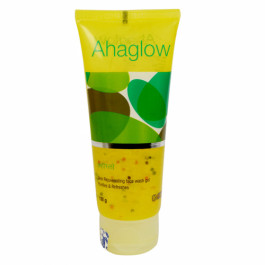 Ahaglow Skin Rejuvenating Face Wash Gel, 100gm