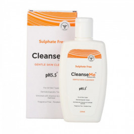 CleanseMe Gentle Skin Cleanser, 125ml