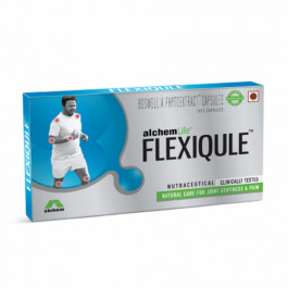 AlchemLife - Flexiqule - Natural Care for Joint Stiffness & Pain, 10 Capsules