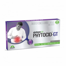 AlchemLife Phytocid GT, 10 Capsules