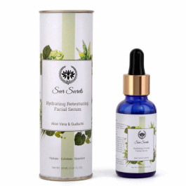 Seer Secrets Hydrating & Retexturing Facial Serum, 30ml