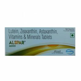 Alspar, 10 Tablets